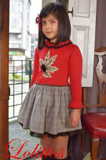 6ba01b34b Moda infantil. Tienda online Niña - Vestidos Colección Invierno